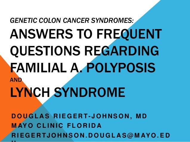 familial adenomatous polyposis gene reviews