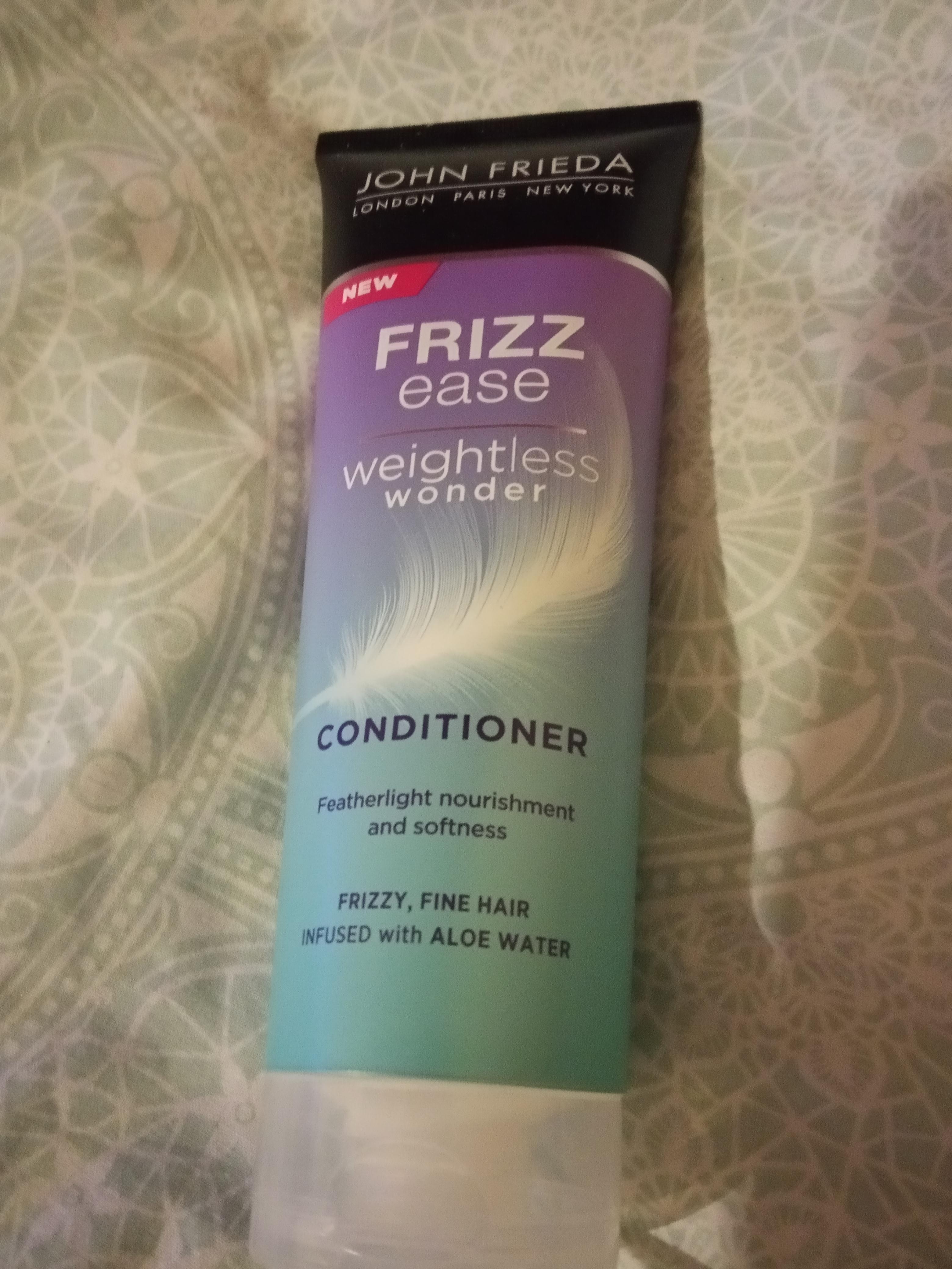 frizz ease shampoo and conditioner reviews