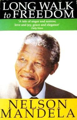 a long walk to freedom book review