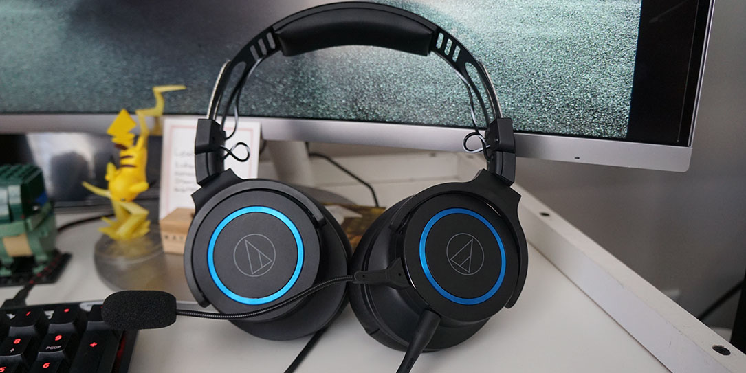 audio technica gaming headset review