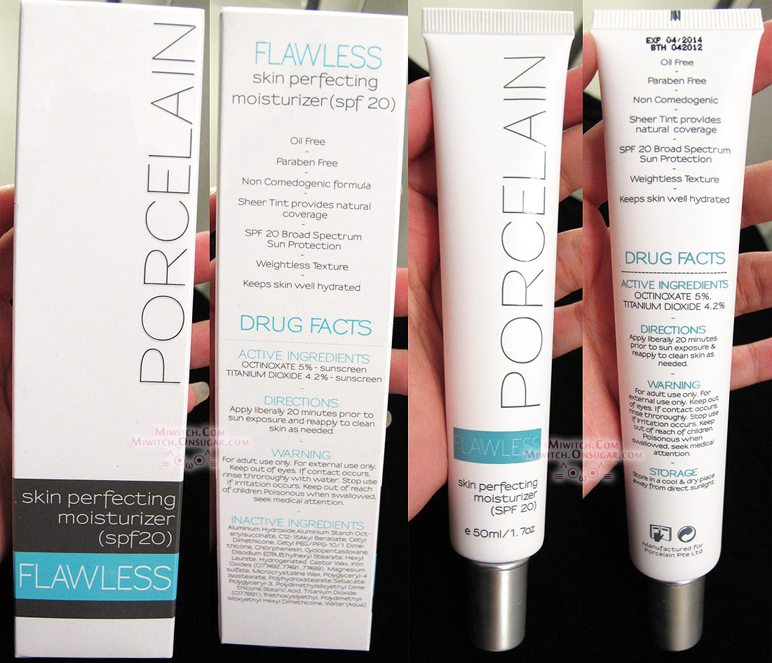 flawless youth skin care reviews