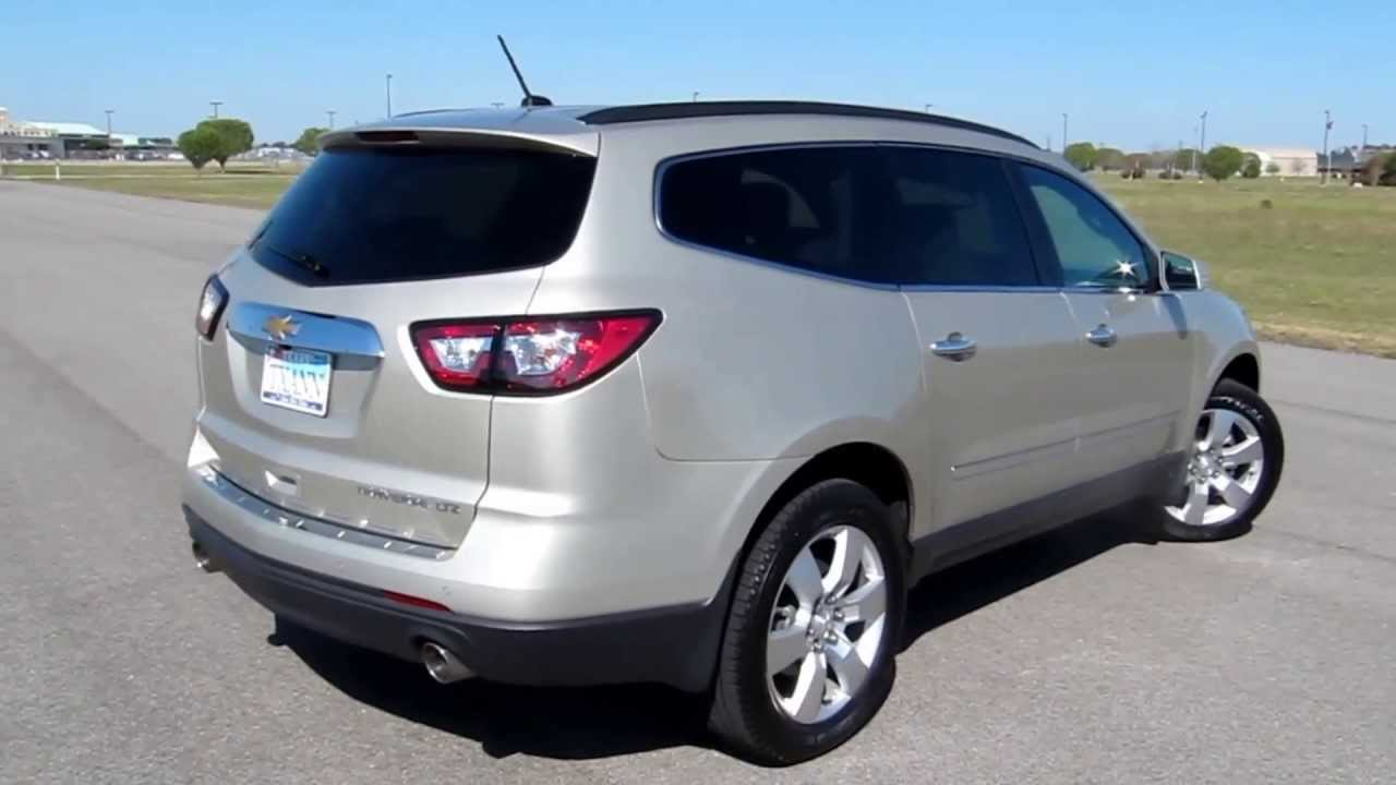 2013 chevy traverse review consumer reports