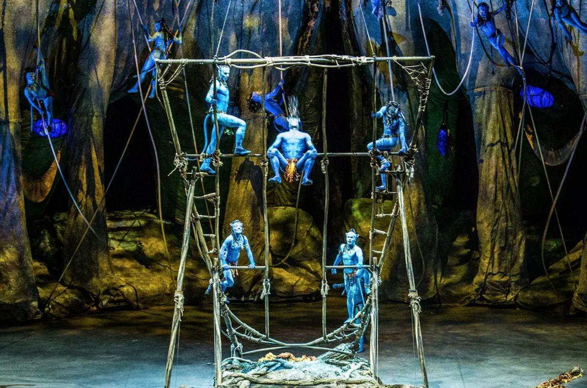avatar cirque du soleil review