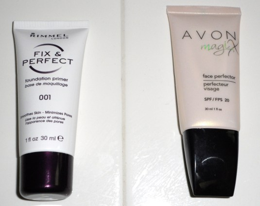 avon magix face primer reviews
