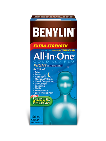 benylin all in one review
