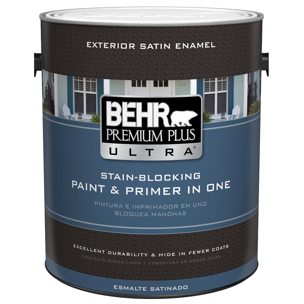 behr premium plus ultra exterior paint reviews