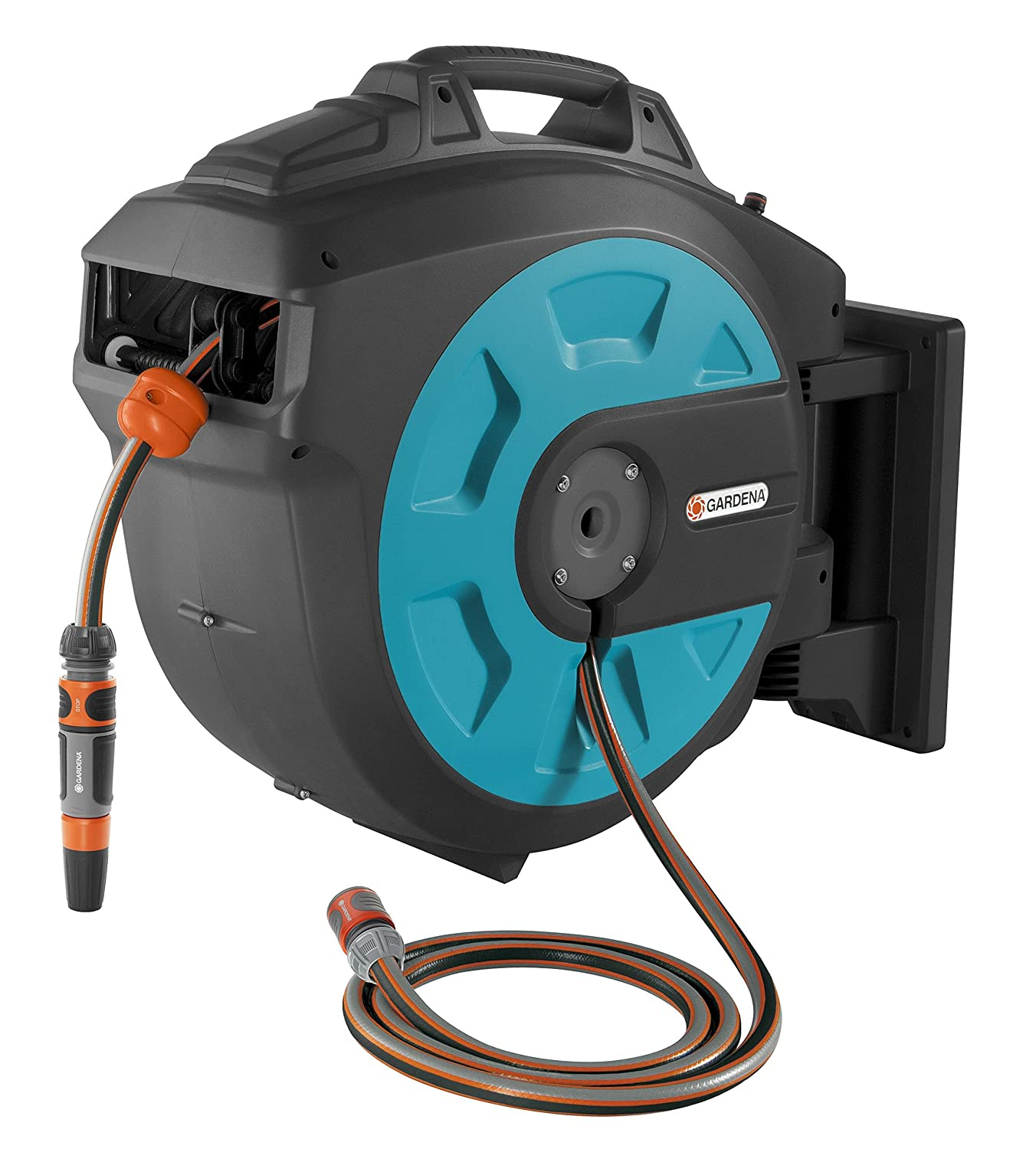 best retractable hose reel reviews