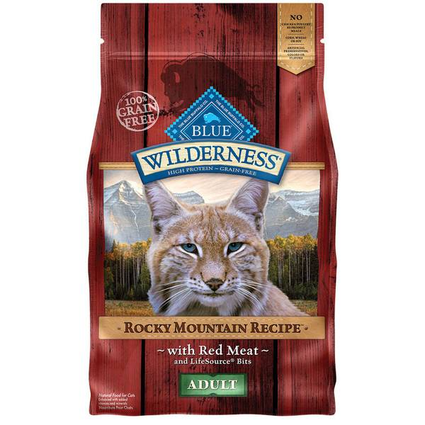 blue buffalo rocky mountain red meat review