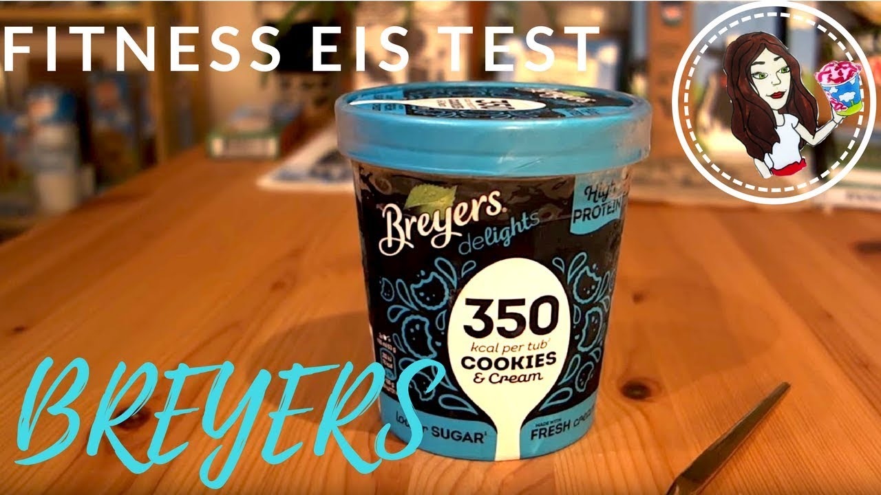 breyers delights cookies and cream review