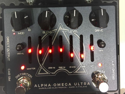 darkglass alpha omega ultra review