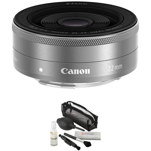 canon ef m 22mm f 2 stm lens review