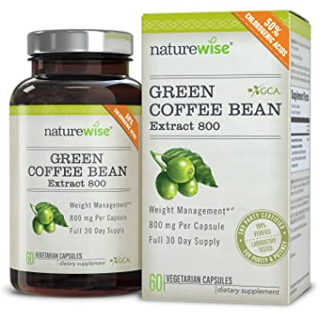 coffee bean extract weight loss reviews