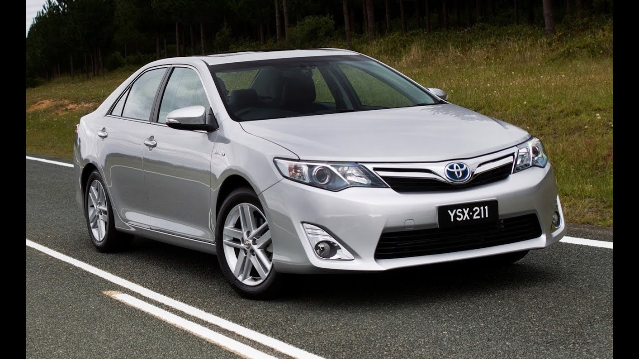 toyota camry 2014 review youtube
