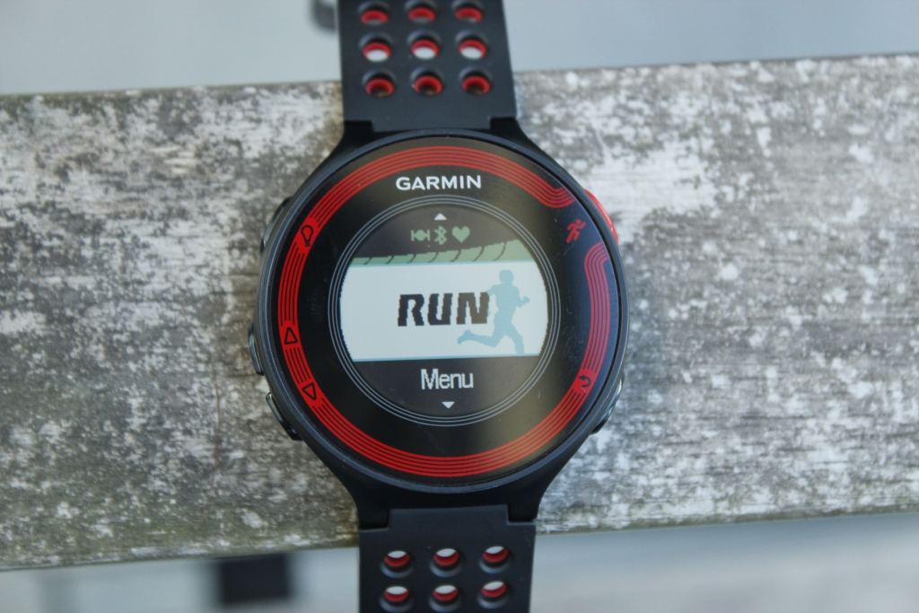 garmin forerunner 220 review cnet