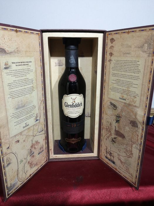 glenfiddich age of discovery red wine cask review