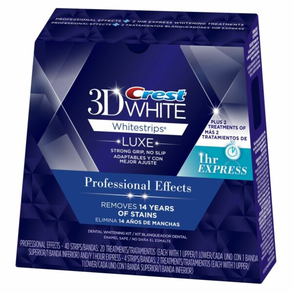 crest 3d white professional effects review