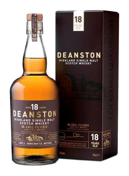 deanston highland single malt scotch whisky review