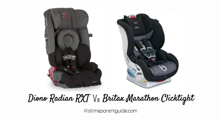diono car seat reviews vs britax