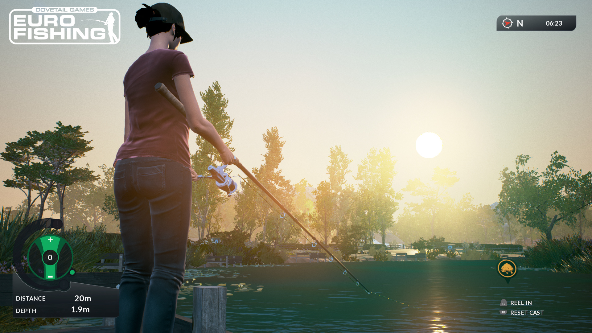 dovetail games euro fishing review