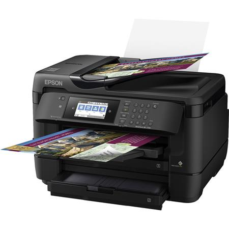 epson workforce wf 7720 review