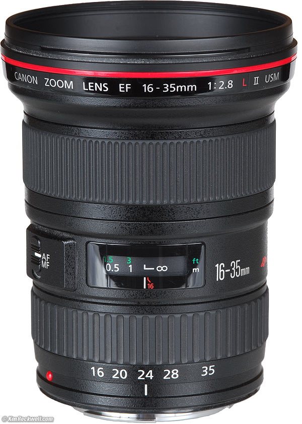 canon 16 35 2.8 ii review