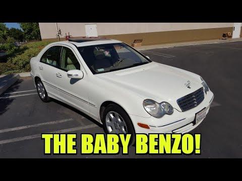 2005 mercedes benz c240 review