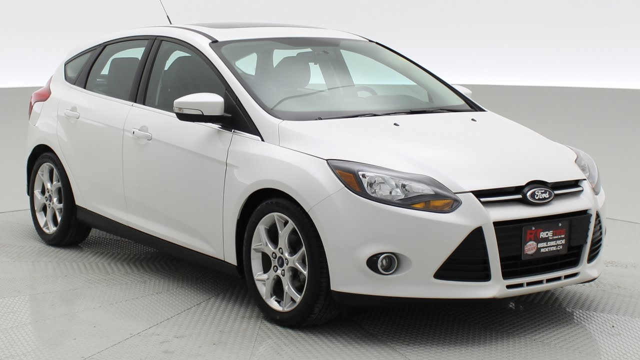 2014 ford focus titanium hatchback review