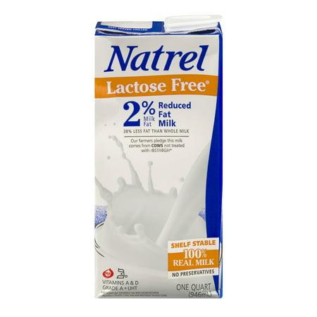 natrel lactose free milk review