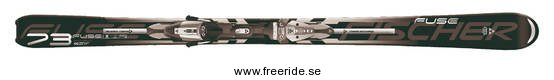 fischer fuse parabolic skis review