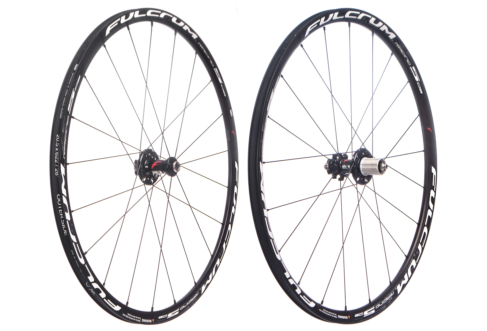 fulcrum racing 5 disc review