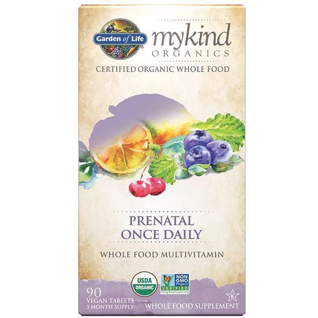 garden of life organic prenatal reviews