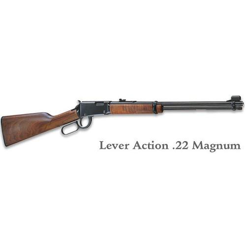 henry 22 mag lever action review