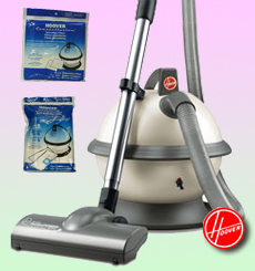 hoover pro deluxe canister vacuum reviews