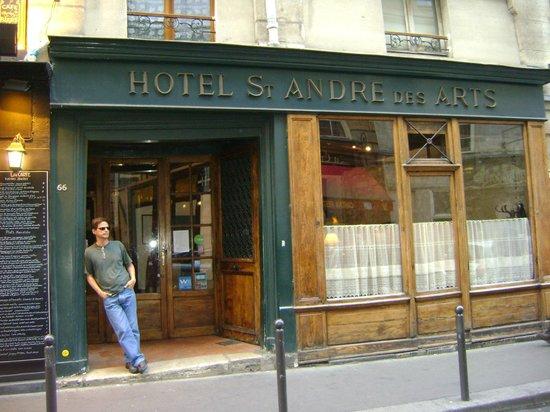 hotel le saint andre reviews