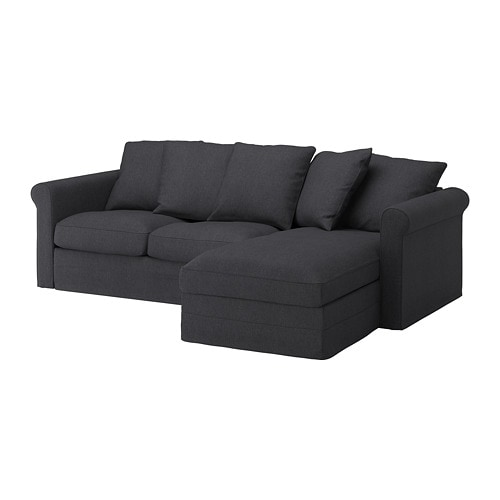 ikea sectional sofa bed review