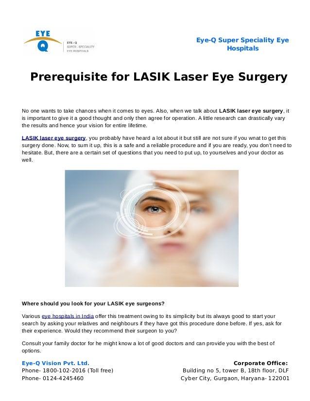 laser lasik eye surgery reviews
