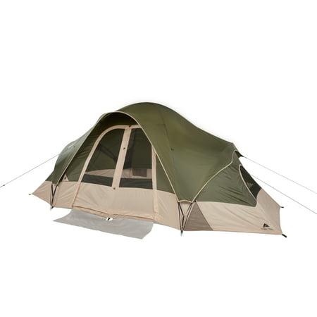 ozark trail 8 person dome tent review