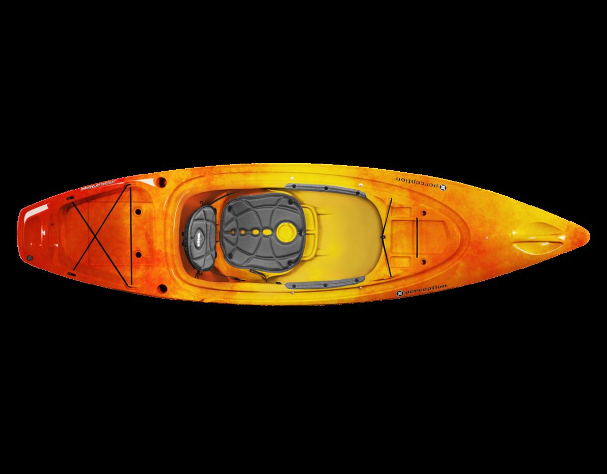 perception sound 10.5 kayak review