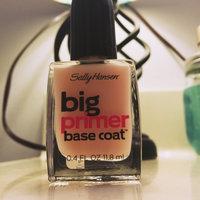 sally hansen base coat review
