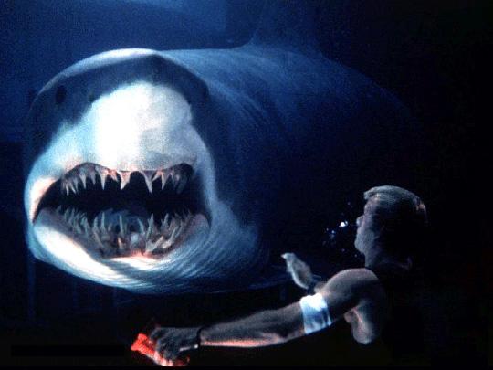 the deep blue sea film review